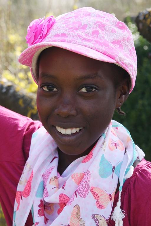 Senegal Krankenhaus-Herzkinder-Awa