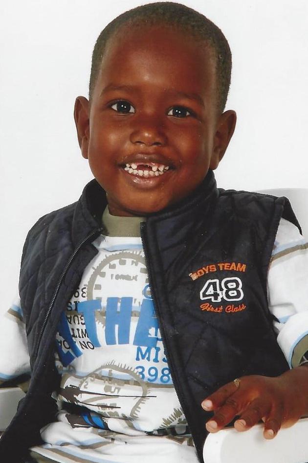 Senegal Krankenhaus Bilbassi - Herzkinder - Sidy