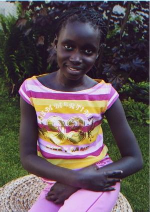 Senegal Krankenhaus Bilbassi e.V., Kinderherzen, Augustine