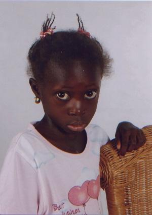 Senegal Krankenhaus Bilbassi e.V., Kinderherzen, Christiane