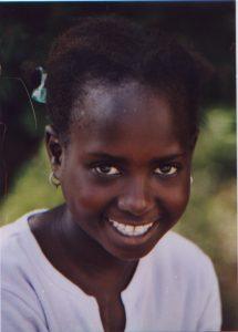 Senegal Krankenhaus Bilbassi, Kinderherzen, Fatou