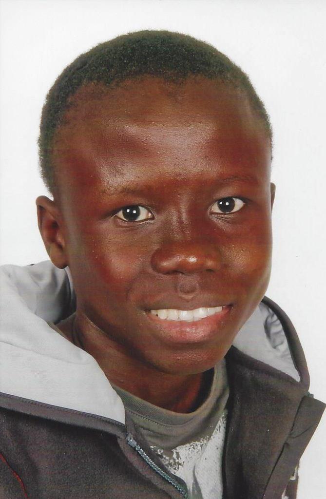 Senegal Krankenhaus Bilbassi e.V., Kinderherzen, Saliou