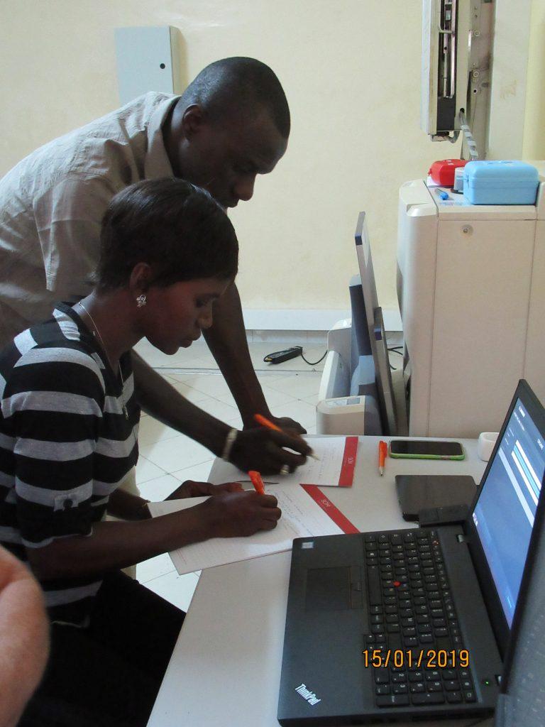 Senegalkrankenhaus Bilbassi - Röntgenanlage Clinique Bilbassi 2019 (6)