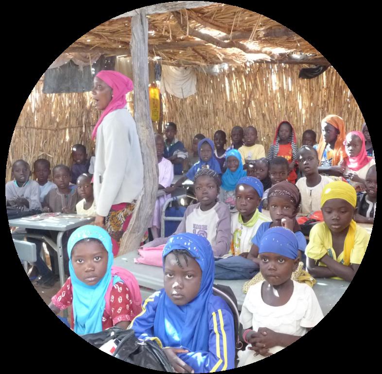 Senegal Krankenhaus Bilbassi - Patenschaften (2)